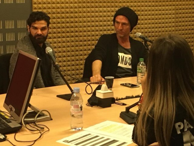 30/11/2017 - MIKE MASSY ET SOLAL (COMEDIE MUSICALE JESUS)